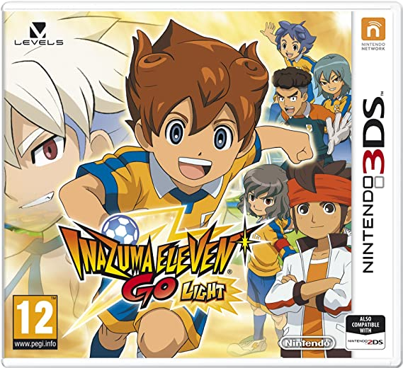 Nintendo Inazuma Eleven Go Light Juego Nintendo 3ds Descargar