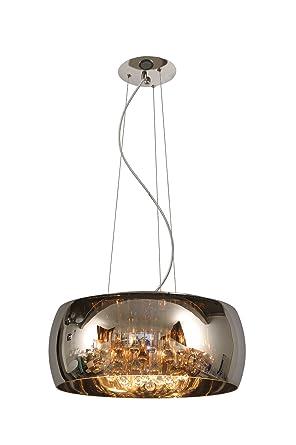 Lucide 70463/50/11 Pearl - Lámpara de techo redonda ...