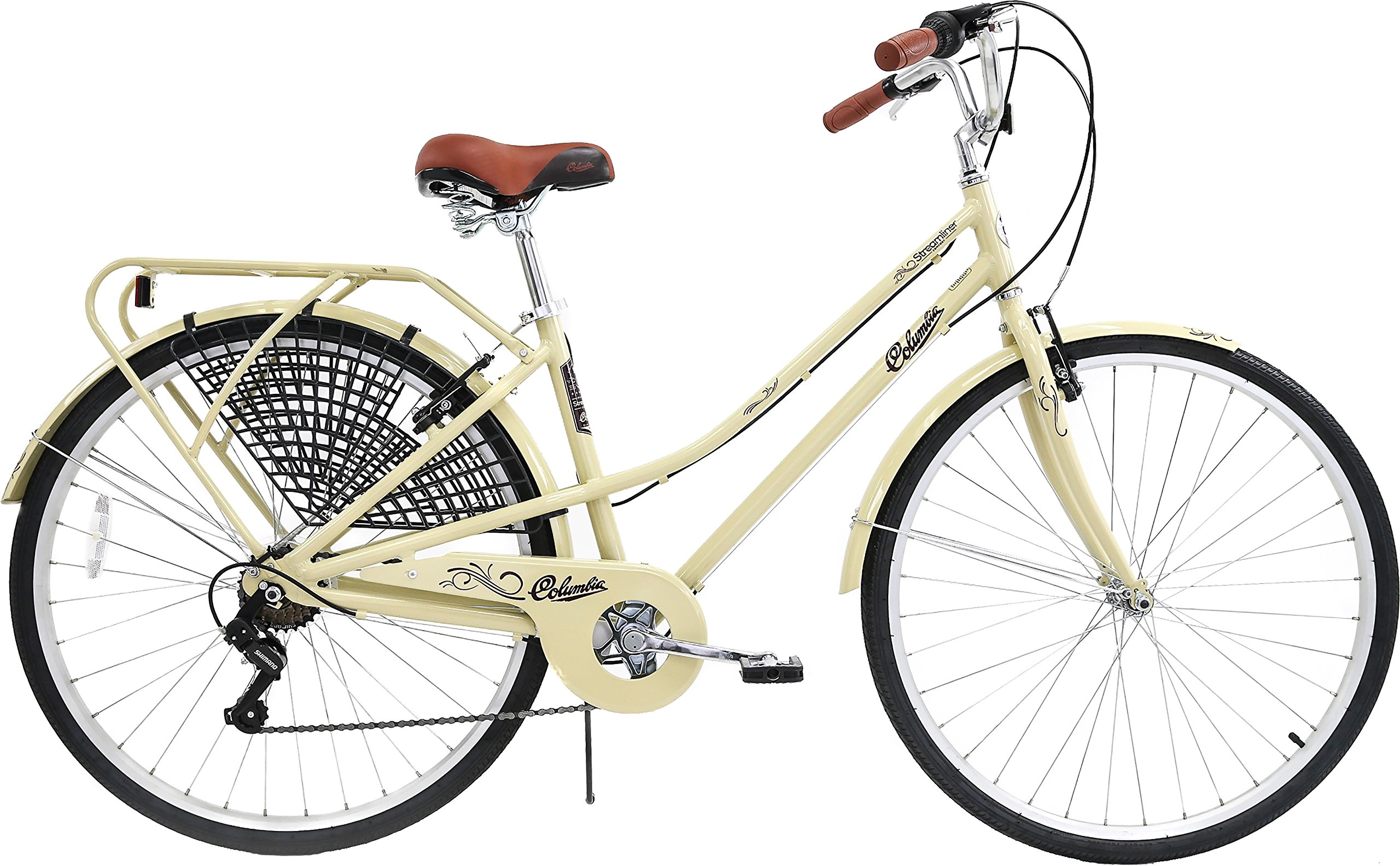 Columbia Bicycles Streamliner 700c Women's 7-Speed City Cruiser Bike by Columbia Bicycles (Image #5)