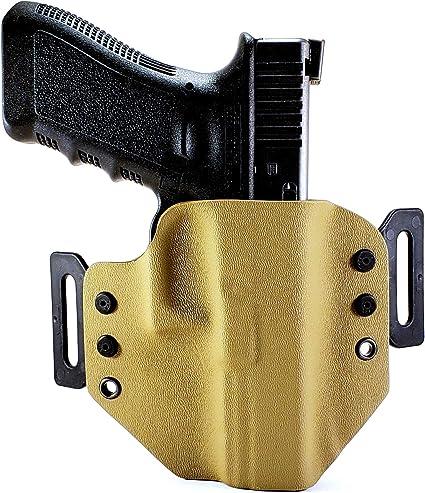 OWB Kydex Gun Holsters Bersa Beretta Bio Green Browning 1911