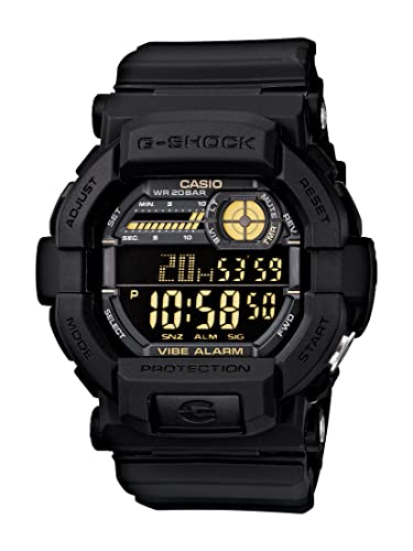 Casio Men's GD350-1B G Shock Black Watch