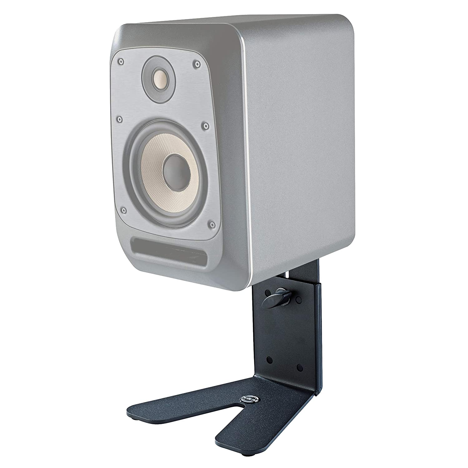 Small Black Music Stand 26772.000.56 K /& M Stands K /& M Monitor Table