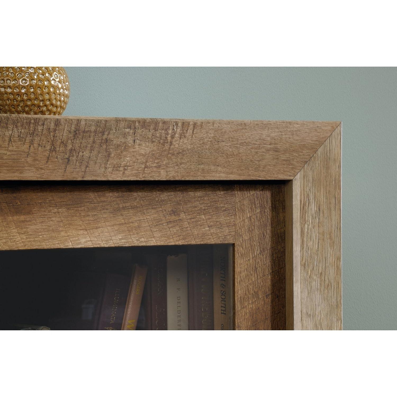oak saunders bin com dp bookcase salt harbor view furniture amazon finish kitchen sauder dining
