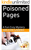 Poisoned Pages: Mike & Peter FBI Agents #40 (A Fun Cozy Mystery )