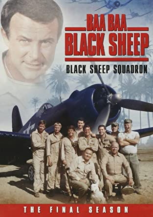 Image result for robert conrad baa baa black sheep