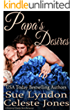 Papa's Desires: A Historical Daddy Dom Romance (Little Ladies of Talcott House Book 2) (English Edition)