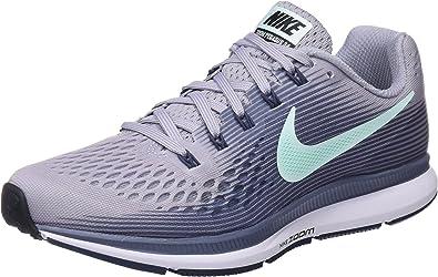 Nike Air Zoom Pegasus 34, Zapatillas de Running para Mujer: Amazon.es: Zapatos y complementos