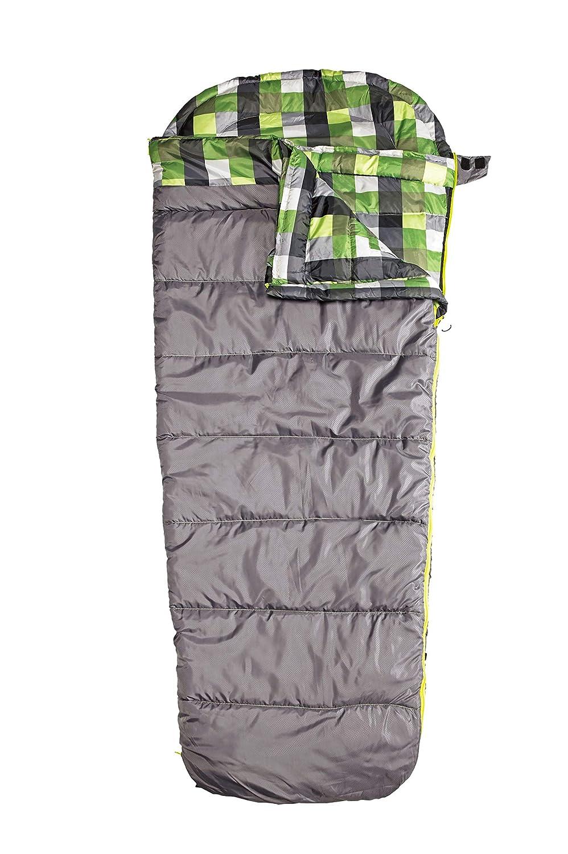 3 Jahreszeiten -1 /°C bis -7 /°C Mumienschlafsack Wasserabweisend AceCamp Schlafsack f/ür Erwachsene
