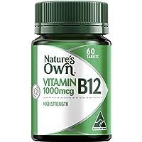 Nature's Own Vitamin B12 1000mcg - 60 Tablets