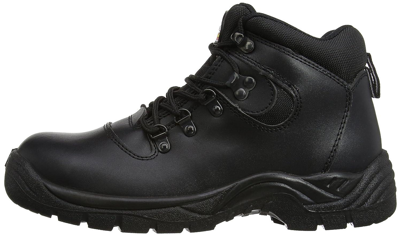 Dickies FA23380A BK 5+ Fury zapatos de alta seguridad S1-P, talla 39, negro: Amazon.es: Bricolaje y herramientas