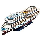 Revell - Maqueta Cruiser Ship AIDAblu, AIDAsol, AIDAmar, AIDAstella, escala 1:400  (05230)