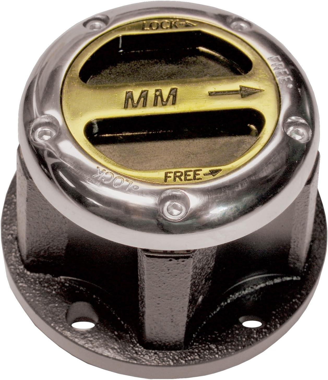 Mile Marker 466 Locking Hubs