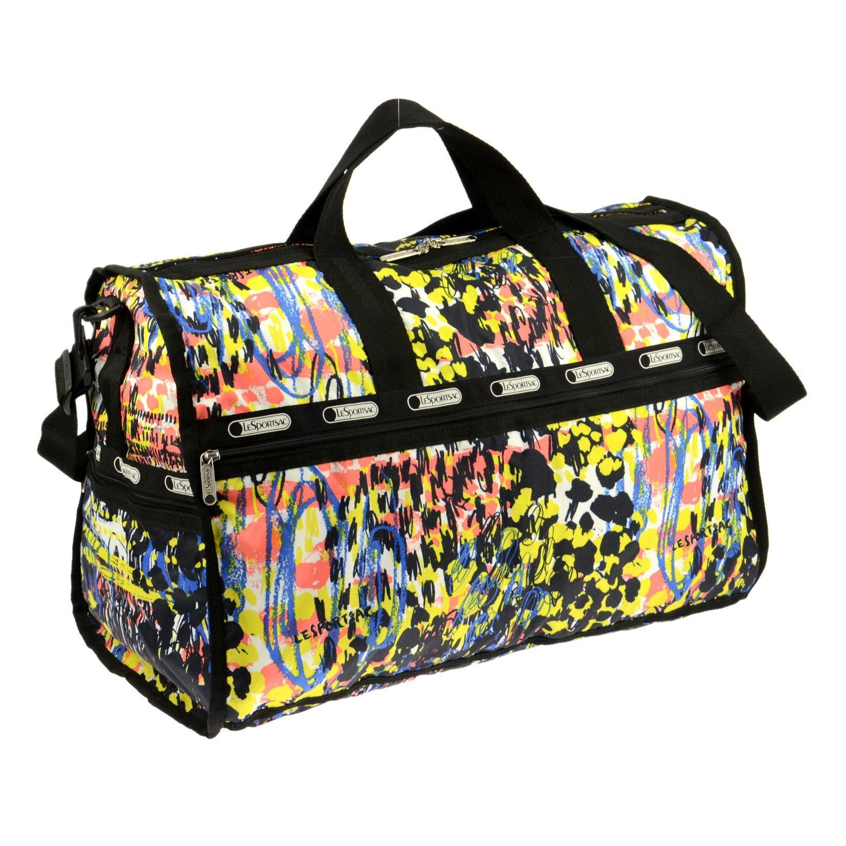 LeSportsac Large Weekender Bag, Blooming, One Size