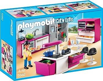 Anleitung Luxusvilla Playmobil