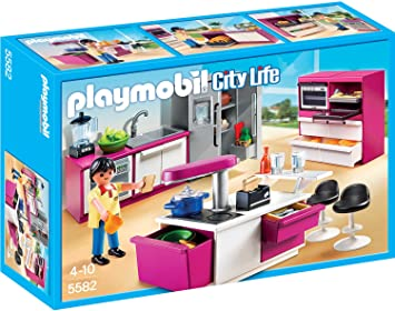 Playmobil Luxushaus | Playmobil Luxusvilla Möbel Tolle Playmobil ...