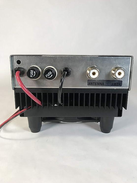 Texas Star FAN KIT Fits DX667v DX500 DX500v DX400 Linear CB Ham for Cooling  Amps