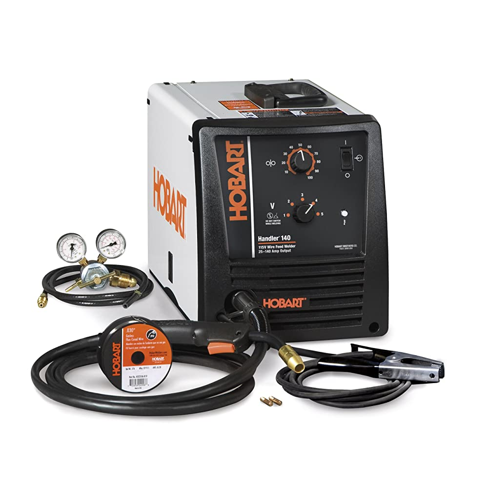 Hobart 500559 Handler 140 Wire Welder Review