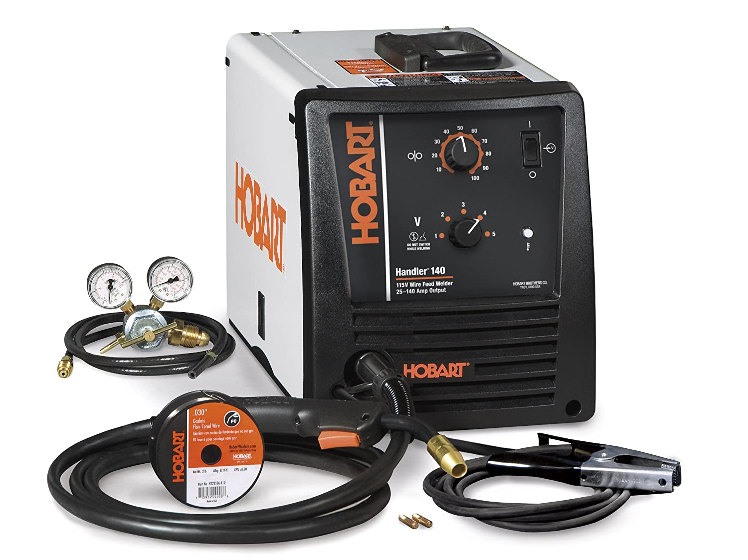 hobart 500559 handler 140 mig welder 115v mig welding equipment rh amazon com