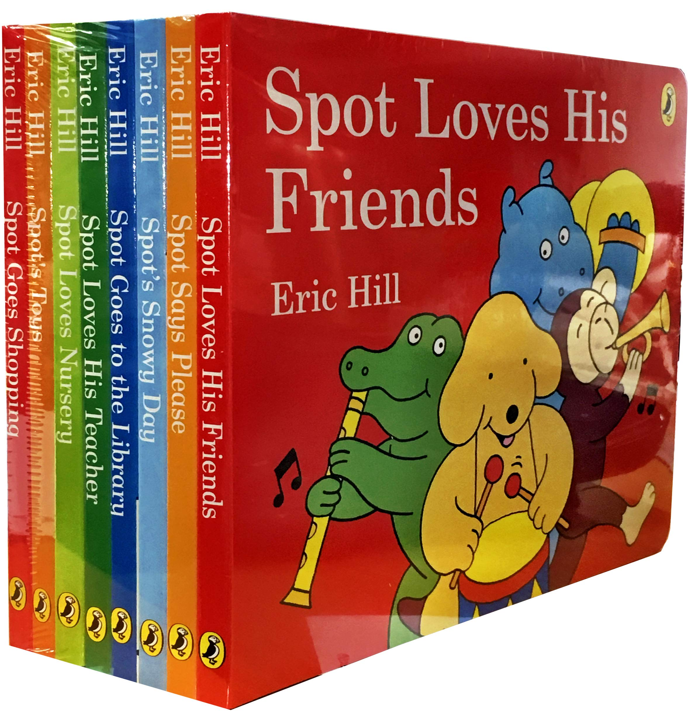 Spot's Story Collection