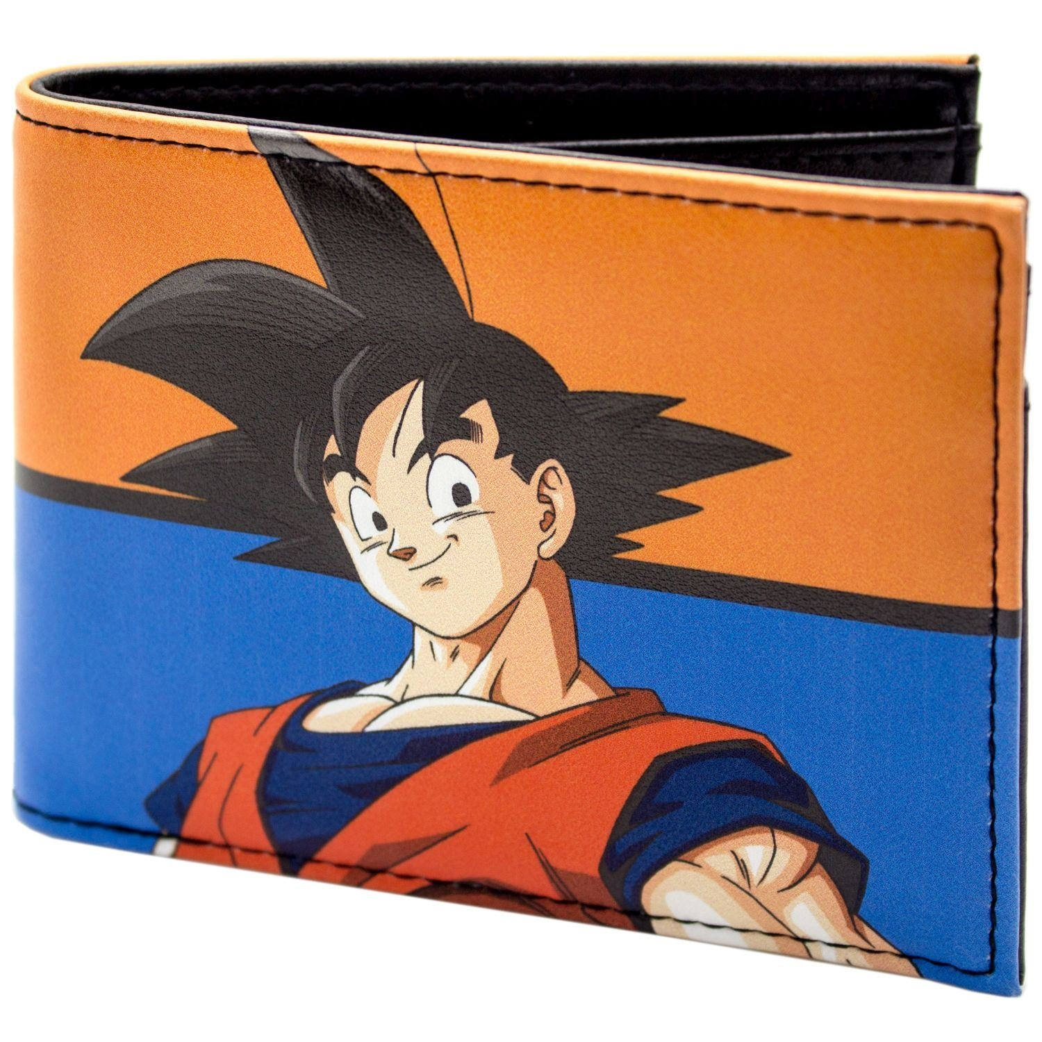 Cartera de Dragon Ball Z Goku Luchador Guerrero Azul: Amazon.es: Equipaje
