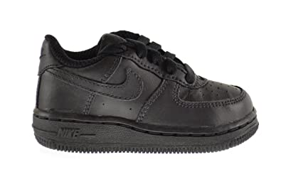 huge selection of 2b110 95f23 Nike Force 1 (TD) Baby Toddlers Shoes Black Black 314194-009 (