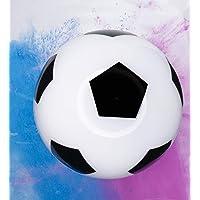 Pelota revelación de género de Futbol/soccer gender reveal/pelota reveladora/pelota con color azul o rosa/revelación de sexo /