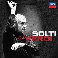 Solti Verdi Operas