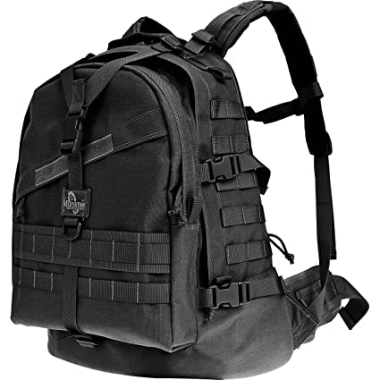 Amazon.com   Maxpedition Vulture-II Backpack (Black)   Basic ... ffcf90430452e