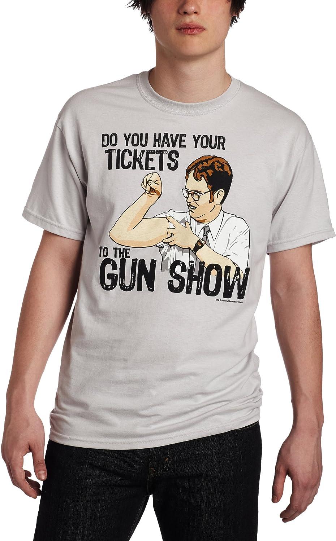 T-Line Men's Gun Show T-Shirt