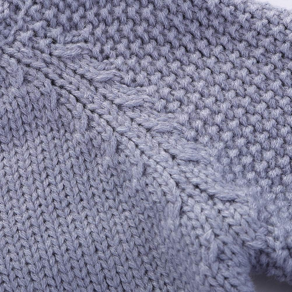 Motecity Girls Sweater Top Cloud