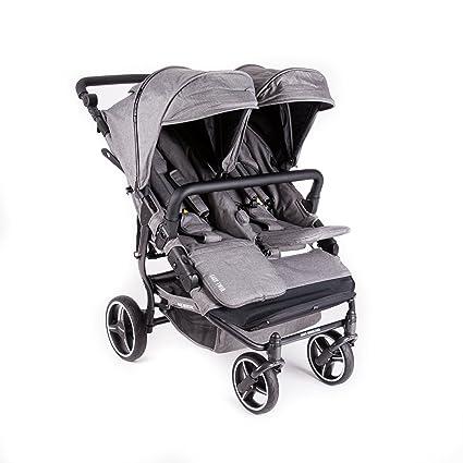 Silla Gemelar NUEVA Easy Twin 3.0 TEXAS (Edición limitada) Baby Monsters - + REGALO