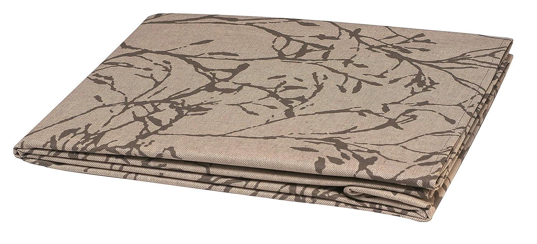 Blanco atenas home textile Mantel Antimanchas Modelo Raiz 100x150
