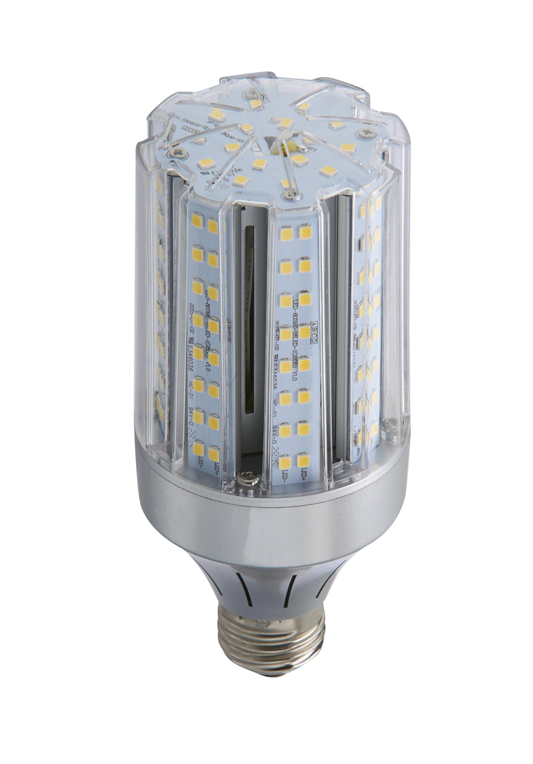 Light Efficient Design LED-8039E42K HID LED Retrofit Lighting 18-watt UL Rated Light Bulb
