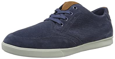 Chaussures Geox Box bleues Casual homme Gkk3p6SRn