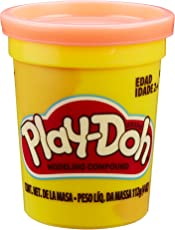 Play Doh Latas, color Rosa