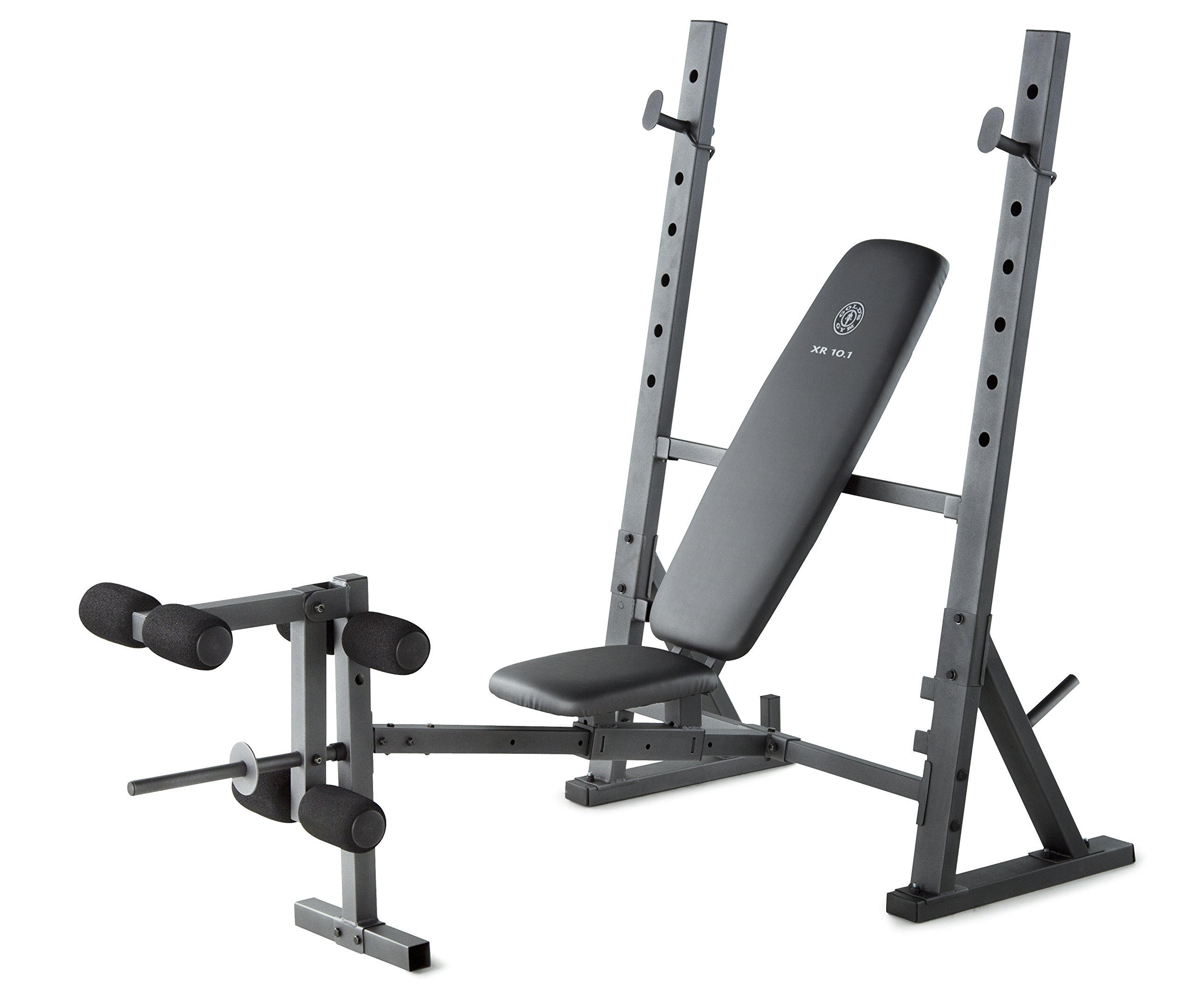 Gold's Gym XR 10.1 Weight Bench by Gold's Gym