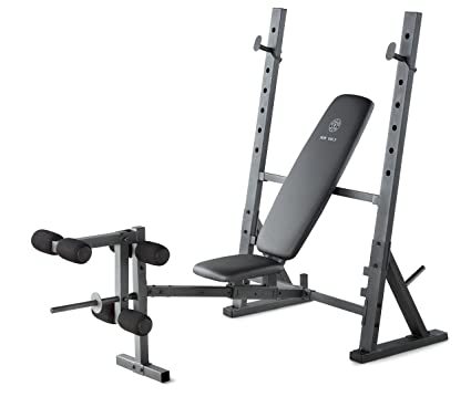 Amazon Com Gold S Gym Xr 10 1 Weight Bench Sports Outdoors