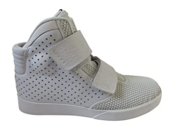 purchase cheap 1a8c4 687ae Amazon.com   NIKE FLYSTEPPER 2K3 PRM 8.5 pure platinum university red    Beauty