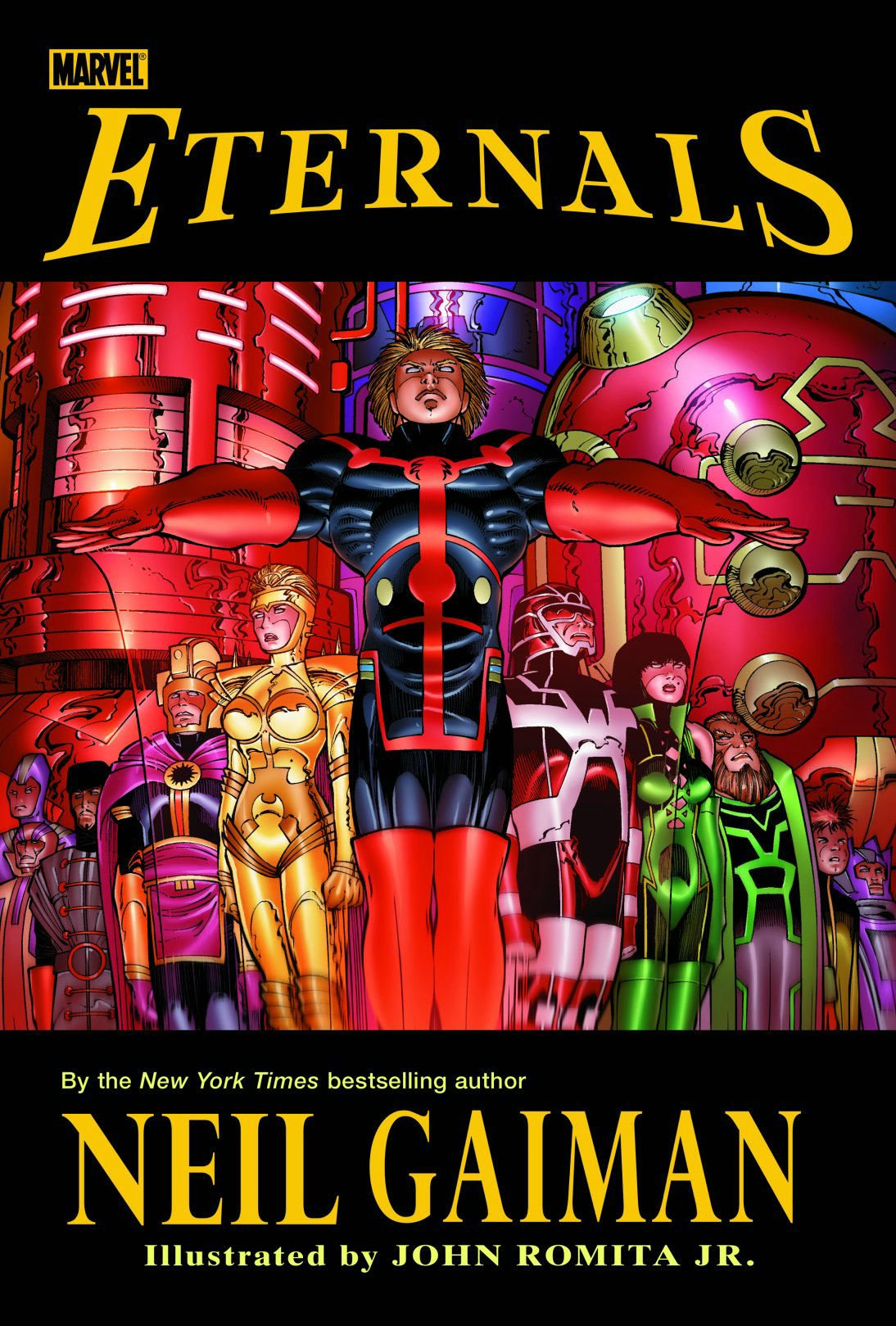 Download Eternals pdf epub