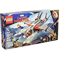 Lego Marvel 76127 Captain Marvel and The Skrull Attack Super Heroes