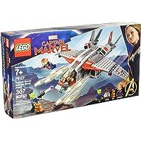 LEGO Marvel, Captain Marvel, El ataque de los Skrulls, 76127