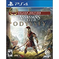 Deals on Assassins Creed Odyssey Deluxe Edition for PS4
