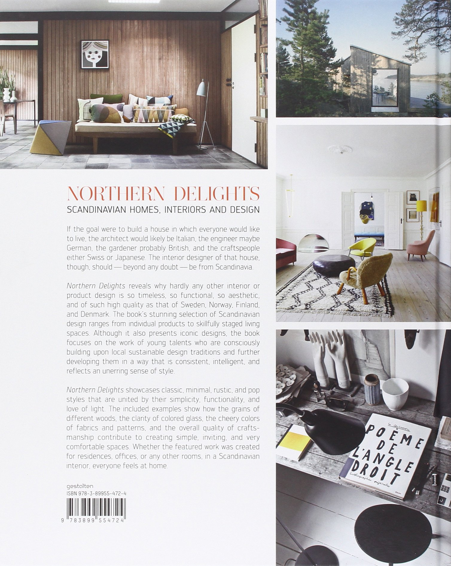 Northern Delights: Scandinavian Homes, Interiors and Design: Emma ...