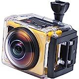Kodak SP360 デジタルカメラ with エクスプローラーアクセサリーパック [並行輸入品]