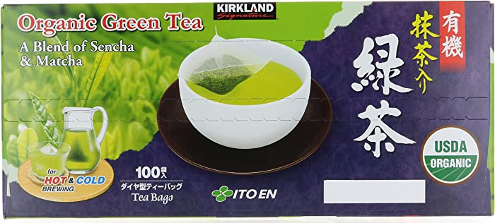 Top 7 Green Tea Hp Pack