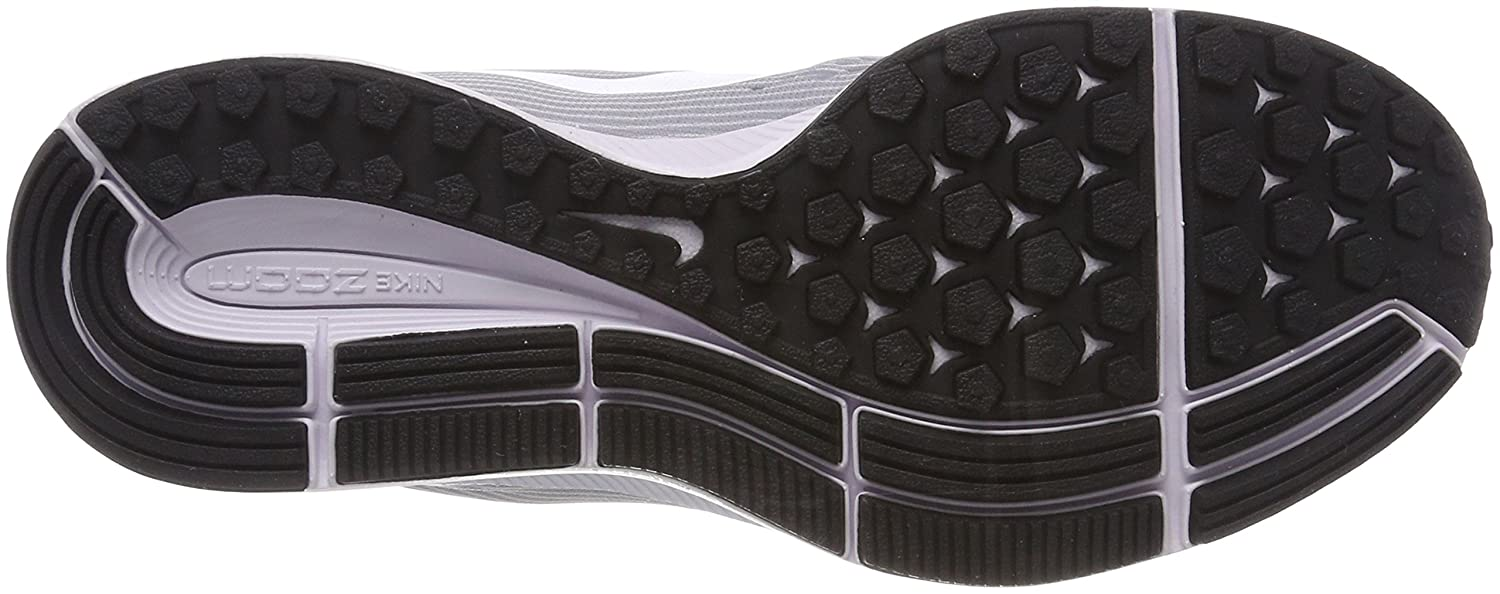NIKE Women's Air Zoom Pegasus 34 Running Shoe B072MGCGRF 6.5 B(M) US|Pure Platinum/White-black