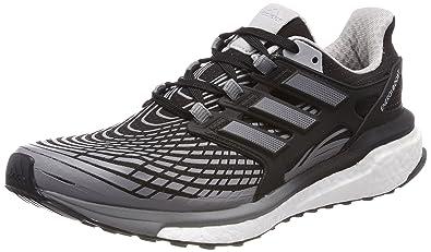 adidas Damen Energy Boost Traillaufschuhe, Schwarz (Negbas/Negbas/Negbas 000), 42 2/3 EU