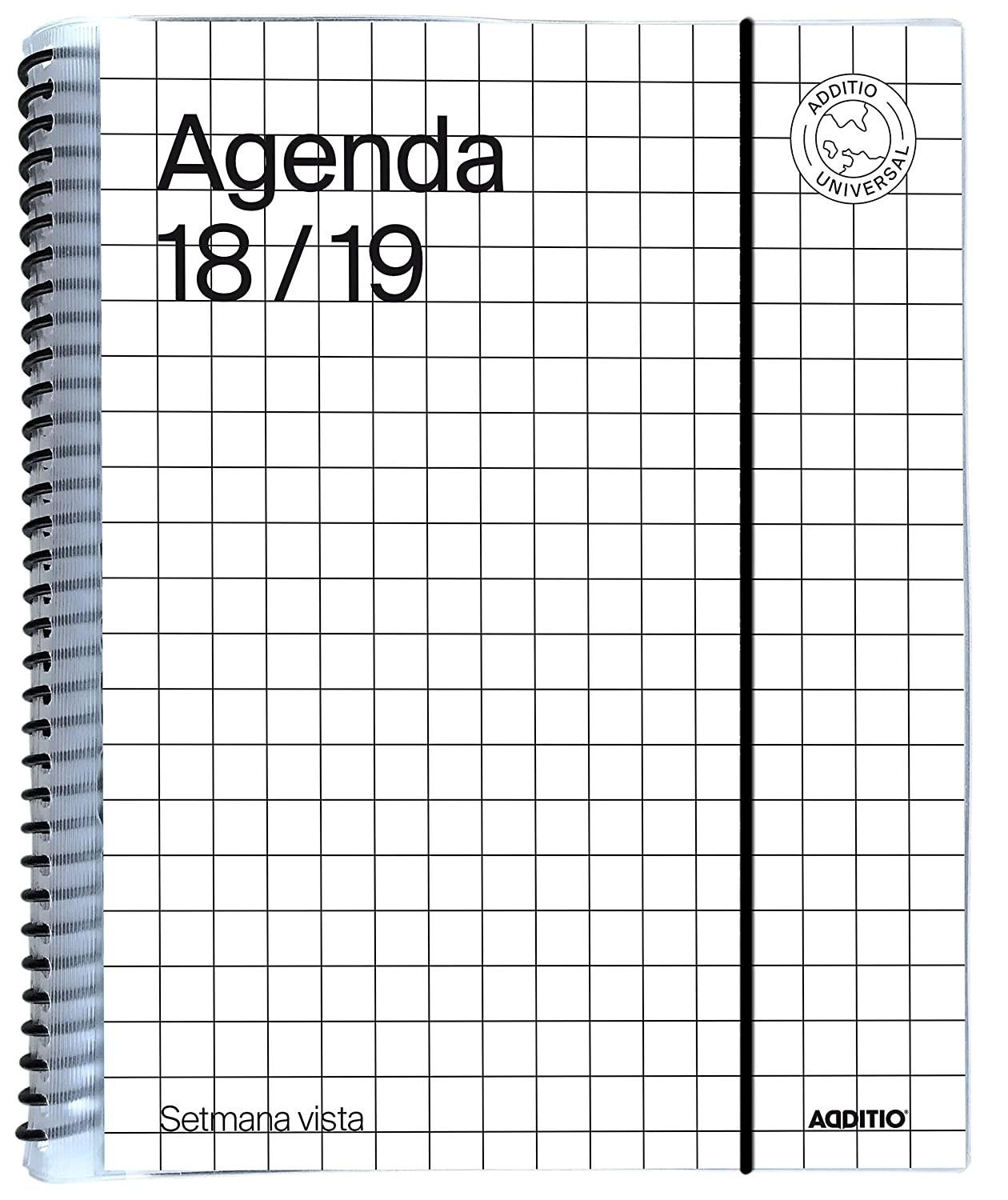 Additio A141-SV - Agenda Universal semana vista 2018-19 ...