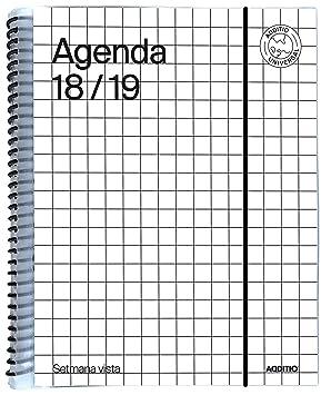Additio A141-SV - Agenda Universal semana vista 2018-19 ...