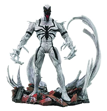 Amazon Com Marvel Select Anti Venom Action Figure Discontinued By